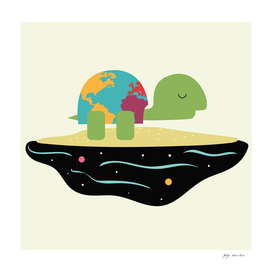 Turtle Earth -  History of Cosmos!