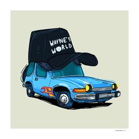 rideOrama wayne´s World
