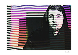 Alan Walker Portrait Tv Show Lines Code Song