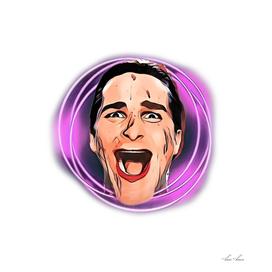 American Psycho Blood Delirium Nightmare Bipolar Smil
