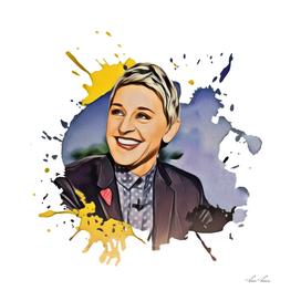 Ellen Degeneres Creativity Show Elegant Interview Gen