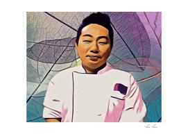 Hiroyuki Terada Food Background Leaf Chef Internet Ce