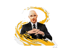 Johnny Sins The Wizard of Juice Rules All