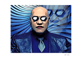 Morpheus Pill Red Blue Choice Hypnotic Presence Doubl