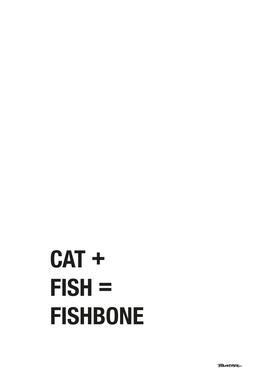 Cat + Fish