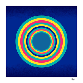 Zen Infinity Circle of Mediation