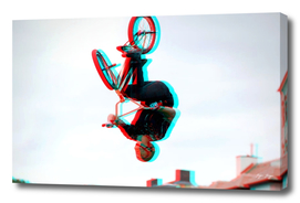 Bmx Bicycle Rgb Moving Backflip Frontflip Sideflip Pa