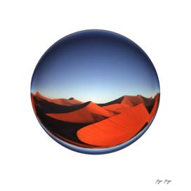 Sossusvlei Red Dunes unreal apple minimalism water dr