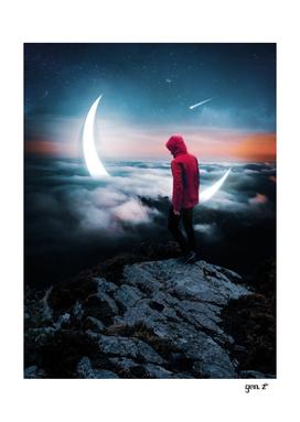 Crescent Moon Elevation