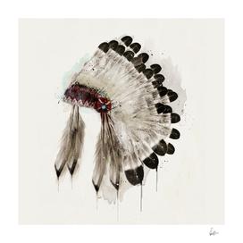 the native headdress