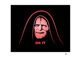 Emperor Palpatine | Darth Sidious | Star Wars | Pop Art