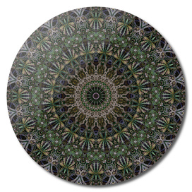 """Persephone's Garden III"" Mandala"