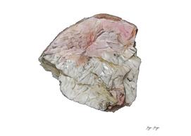 Petalite Castorite Lithium Aluminium Phyllosilicate Mineral