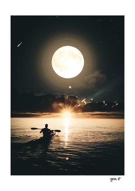 Between Moon and Sun