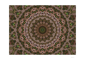 """Persephone's Garden I"" Mandala"