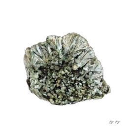 Seraphinite Trade Name Particular Form Clinochlore
