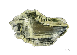 Triphane Used 19th 20th Century French Mineralogical