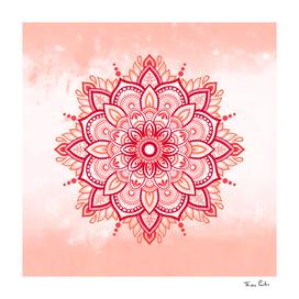 Red Love Mandala 2