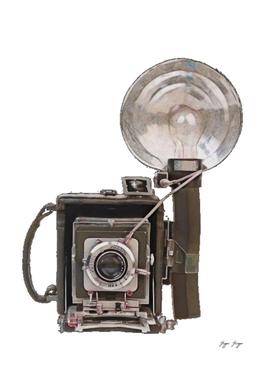 Classic Camera Video Cam Recording Analogic 1900 Hist