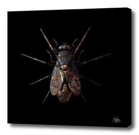 Engraved Entomology E