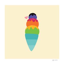 Magic Ice Cream