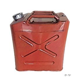 Gasoline Tank Petrol Fire Danger Fuel Gallon Tank 1