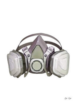 Respirator Breath Particulate Matter Dusts Airborne M