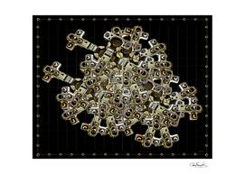 Industrial Heart Artwork