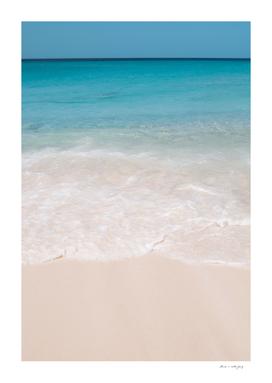Caribbean Ocean Beauty Dream #1 #tropical #beach #wall