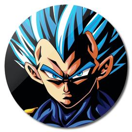 VEGETA Super Saiyan Blue
