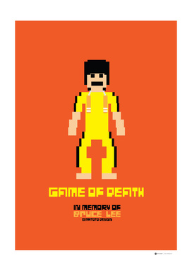In Memory of Bruce Lee - Game of Death