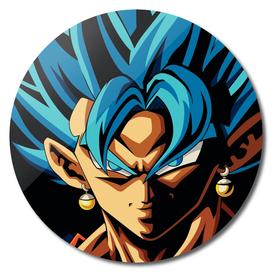 VEGITO SSJ BLUE Dragon Ball