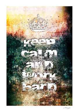 Keep Calm Poster II / NE