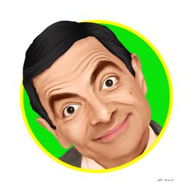 Mr. Bean Smudge