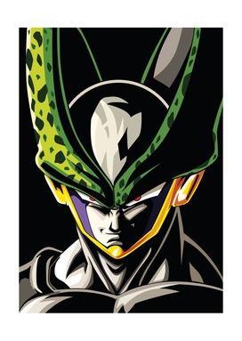 PERFECT CELL Dragon Ball