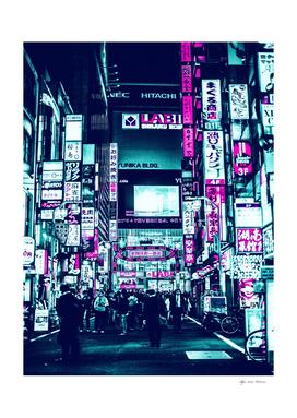 Tokyo Neon Cyberpunk 2077