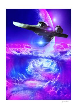 Space Galaxy Cyberpunk 2077