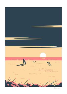 The Sundown Pink