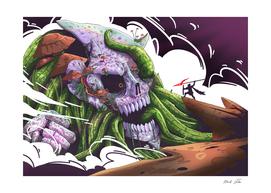 Ancient Skeleton Color Ver.