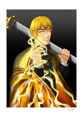 zenitsu lightning