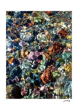 Wonderful Pebbles by #Bizzartino