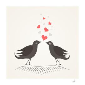 Love a bird