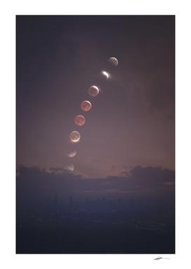 Lunar Eclipse Melbourne
