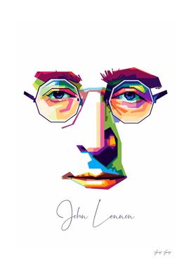 John Lennon Popart