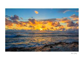 Sunset Cliff sunset