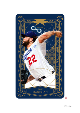 Dodgers Tarot: The Magician