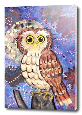 Enchanted Owl
