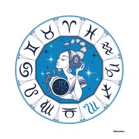 Scorpio - Beautiful Girl Zodiac