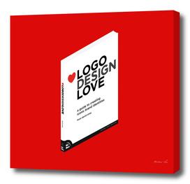 Isometric Book : Logo, Love, Design