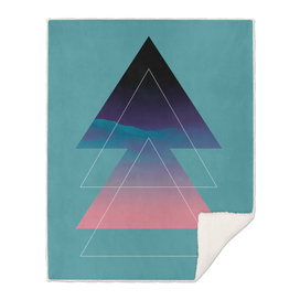 Triangles-Blue Mountain